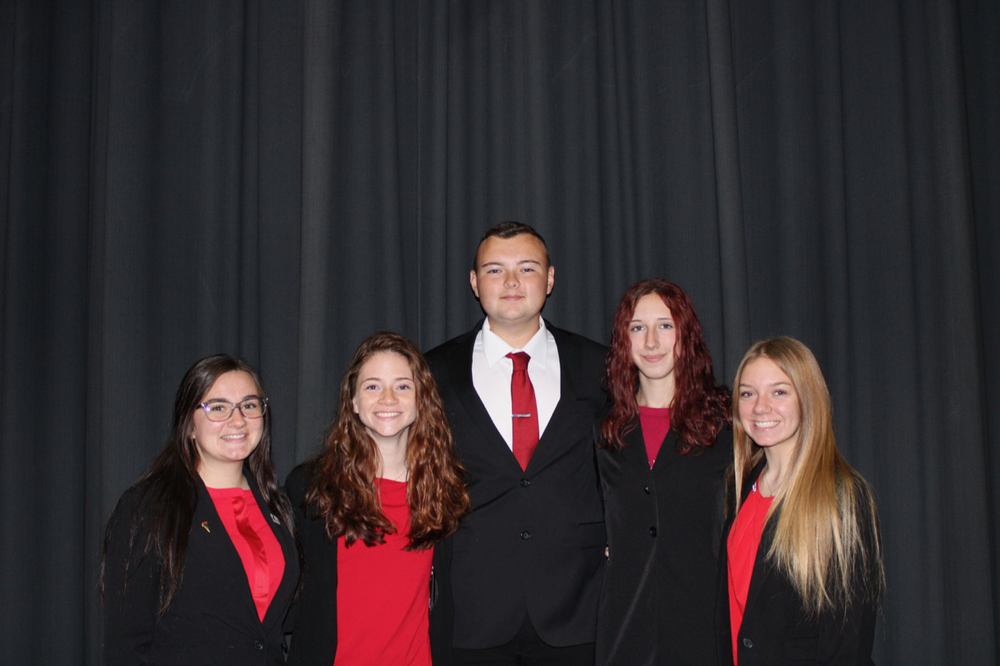 Student Elected to Executive Officers for BPA Region 16