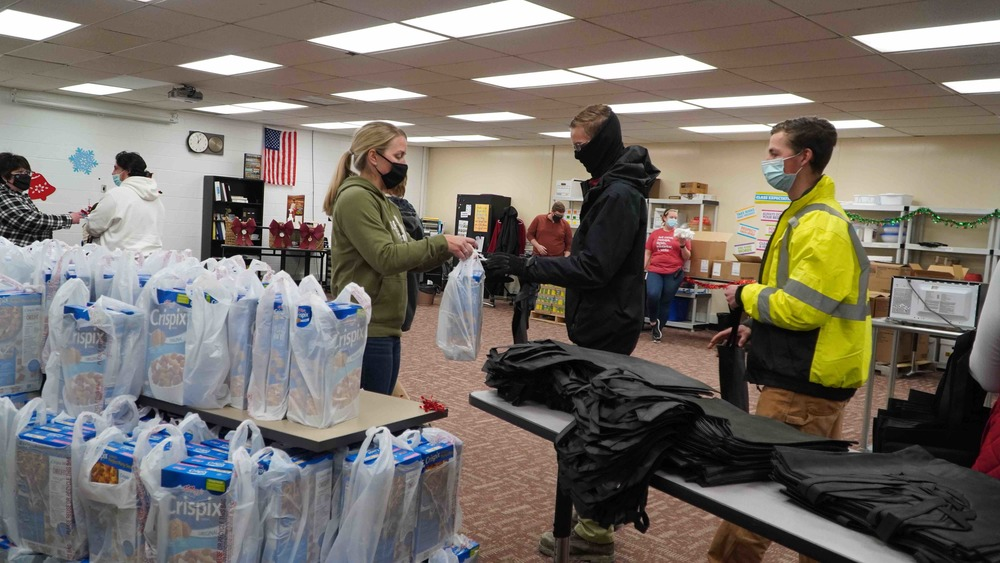 OHP Partners with Community Organizations, Provides Food Bags for Students