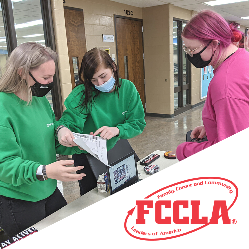 FCCLA Chapter Promotes Vehicle Safety