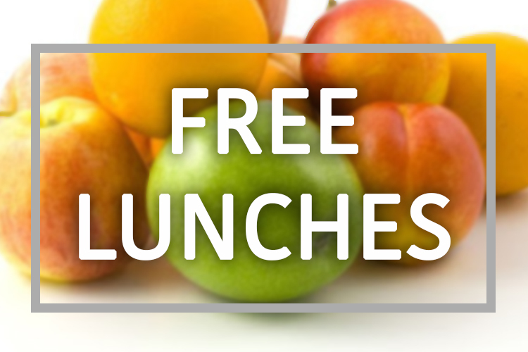 Free Meals for OHP Students