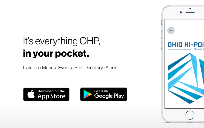 Everything OHP, in your pocket
