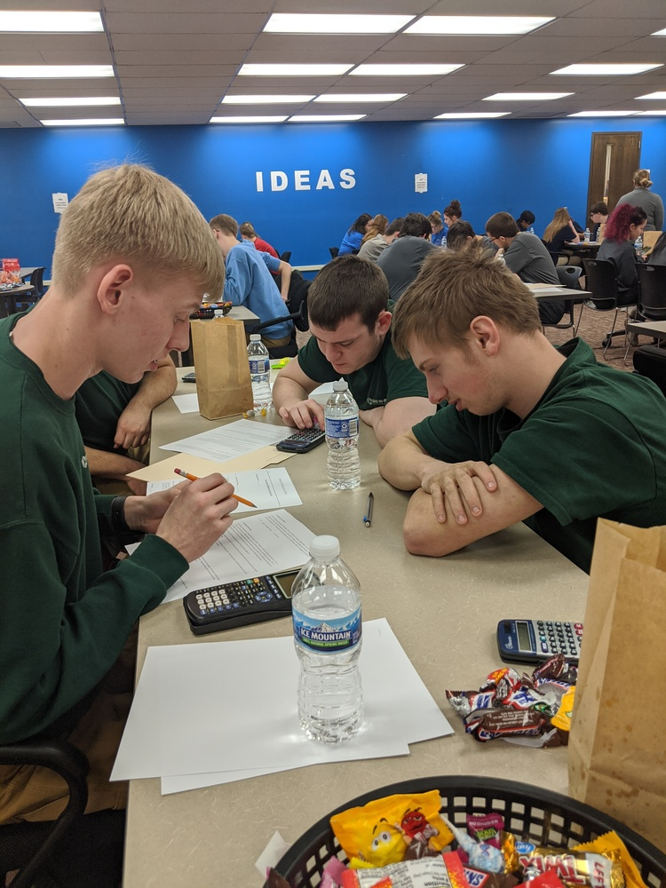 Outdoor Careers Wins 10th Annual Numeracy Challenge