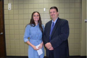 Ohio Hi-Point Career Center recognizes Bellefontaine Main Campus scholarship recipients