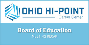 Ohio Hi-Point Board of Education discusses distance learning and PPE donations