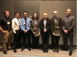 Ohio Hi-Point students advance to BPA state competition