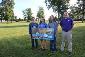 FFA Chapter Awarded $15,000 Bayer Fund Grant