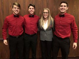 Students advance to state competition